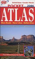 AAA 2006 Pocket Atlas United States, Canada, Mexico