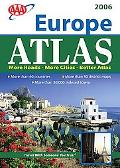 AAA 2006 Europe Road Atlas