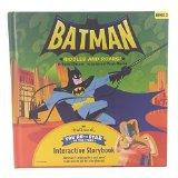 Hallmark Interactive Storybook Batman Riddles and Roars! Book 2