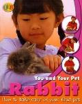 You and Your Pet Rabbit: How to Take Care of Your First Pet