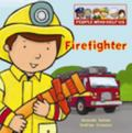 Firefighter (Qeb People Who Help Us)
