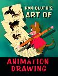 Art Of Animation Drawing