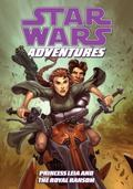 Star Wars Adventures: Princess Leia And The Royal Ransom