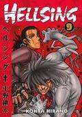 Hellsing, Volume 9