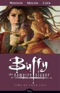 Buffy The Vampire Slayer Season 8, Volume 4: Time Of Your Life