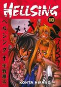 Hellsing Volume 10 (Hellsing (Graphic Novels))