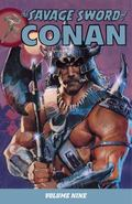 Savage Sword of Conan Volume 9
