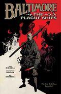 Baltimore: the Plague Ships : The Plague Ships