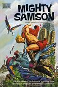 Mighty Samson Archives Volume 3