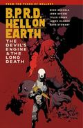 B. P. R. D. Hell on Earth Volume 4: the Long Death and the Devil's Engine : The Long Death a...