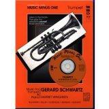Music Minus One Trumpet: Intermediate Trumpet Solos, vol. II (Gerard Schwarz) (Sheet Music &...