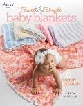 Sweet and Simple Baby Blankets