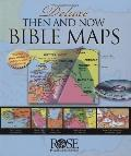 Deluxe Then and Now Bible Maps with Cdrom