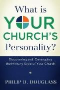What Is Your Church's Personality?