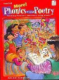 More! Phonics through Poetry: Teaching Phoenemic Awareness Using Poetry