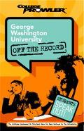 George Washington University College Prowler Off The Record