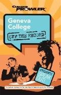 Geneva College College Prowler off the Record