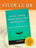 Study Guide to accompany What Great Principals Do Differently: 15 Things That Matter Most