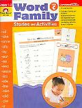 Word Family Stories and Activities, Level C Grades 1-3