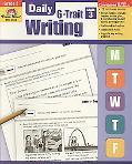Daily 6-Trait Writing: Grade 3