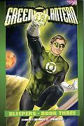 Green Lantern Sleepers Book 3