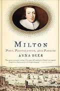 Milton: Poet, Pamphleteer, and Patriot