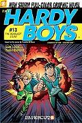 The Deadliest Stunt (Hardy Boys Graphic Novel Series #13)