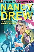 Nancy Drew #20: High School Musical Mystery (Nancy Drew Graphic Novels: Girl Detective)