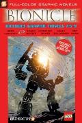 Bionicle Boxed Set Vol. #5-9 (Bionicle Graphic Novels)
