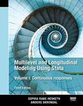 Multilevel and Longitudinal Modeling Using Stata, Third Edition (Volume I)