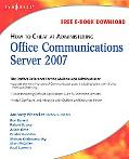 How to Cheat at Administering Office Communicator Server 2007