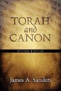 Torah and Canon: 2nd Edition - James A. Sanders - Paperback