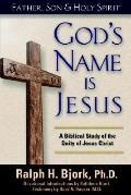 God's Name Is Jesus