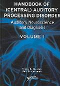 Handbook of (Central) Auditory Processing Disorder Comprehensive Intervention