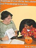 Treatment Protocols for Articulation and Phonological Disorders
