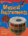 Musical Instruments (World of Design)