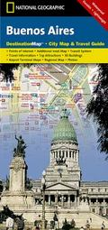 Buenos Aires Destination City Map (DestinationMap)