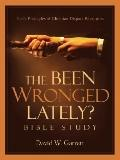 Been Wronged Lately? Bible Study