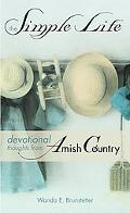 Simple Life Devotional Thoughts from Amish Country
