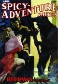 Spicy-adventure Stories - August 1939