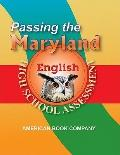 Passing the Maryland High School Assessment in English