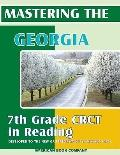 Passing the Georgia 7th Grade CRCT in Reading : Developed to the New Georgia Performance Sta...