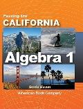 Passing the California Algebra 1 End of Course Test