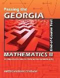 Passing the Georgia Mathematics 2 End-of-Course Test