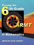Passing the 6th Grade ARMT in Mathematics