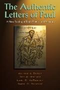 Authentic Letters of Paul