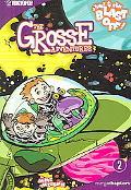 Grosse Adventures 2 Stinky & Stan Blast Off!