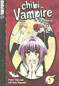 Chibi Vampire 1 The Novel