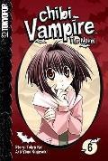 Chibi Vampire: The Novel Volume 6 (Chibi Vampire: The Novel (Tokyopop))