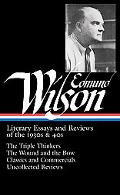 Literary Essays and Reviews of the 1930s & 40s
